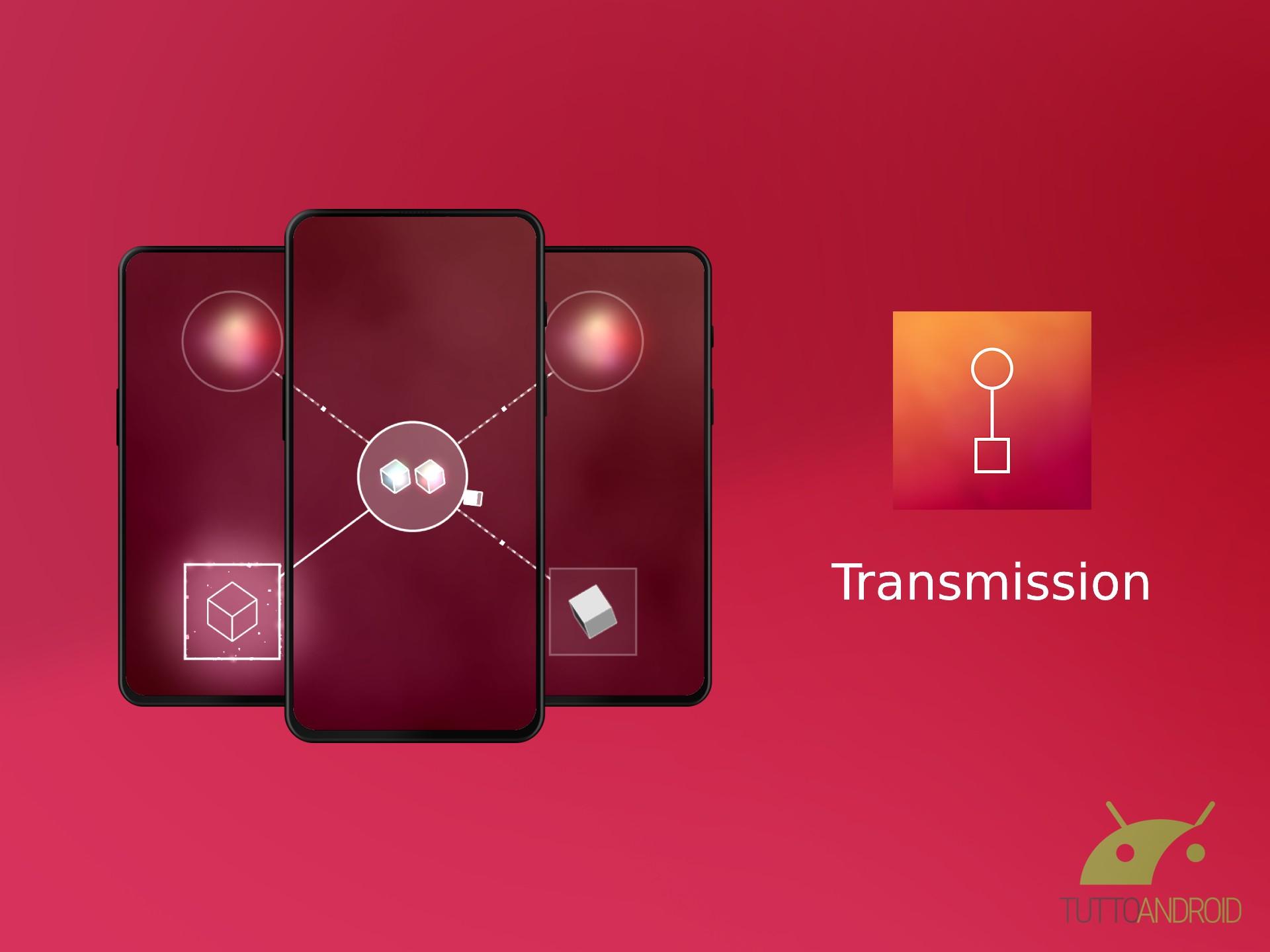 Transmission è un rompicapo elegante basato sulle reti di comunicazioni