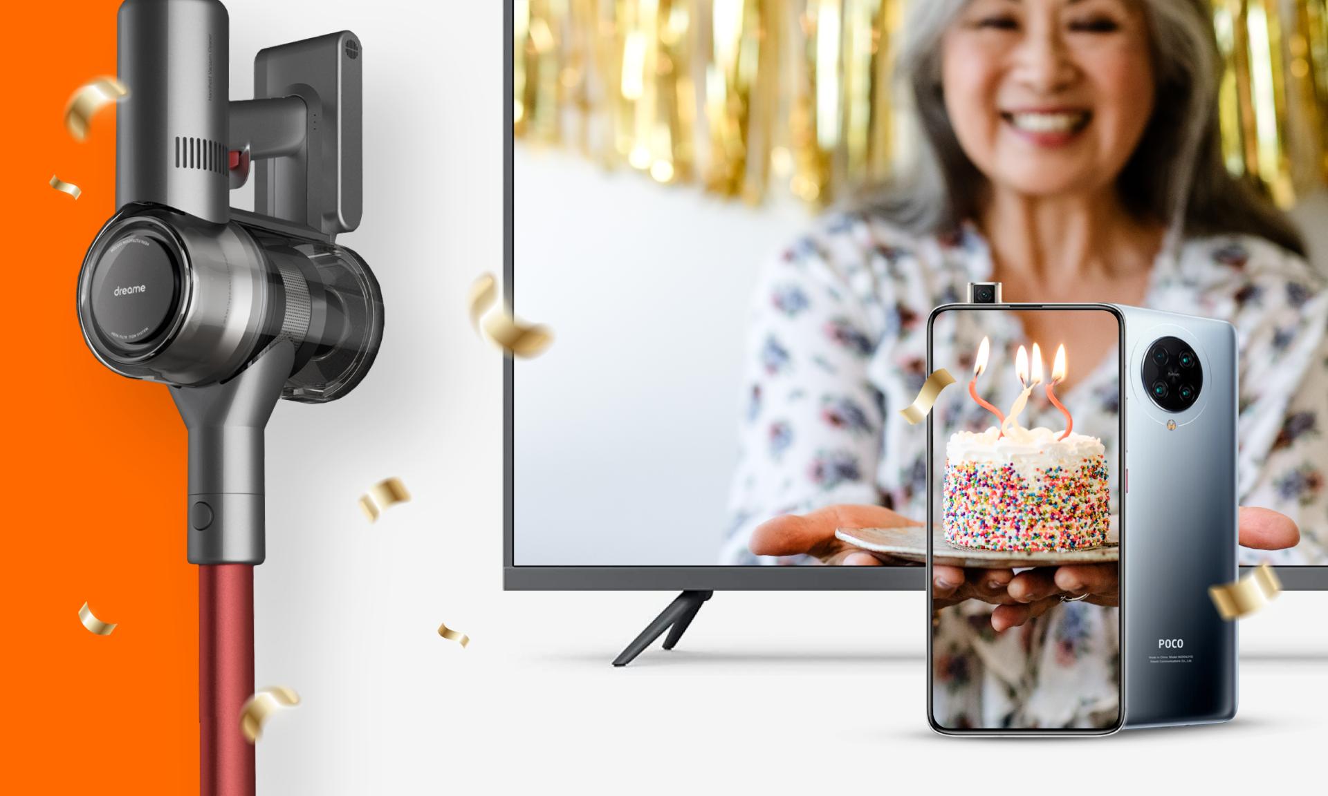eBay festeggia il compleanno di Xiaomi con un buono sconto