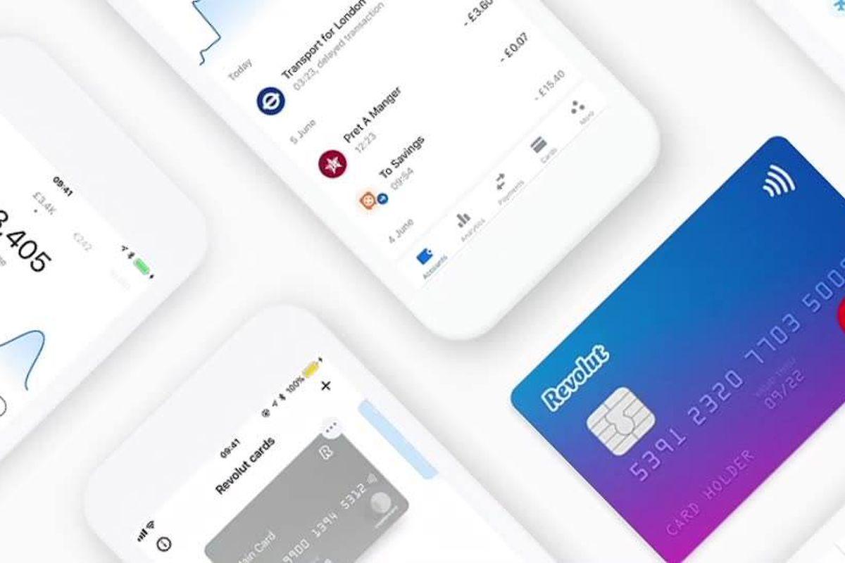 Revolut permette di collegare i conti correnti delle altre banche