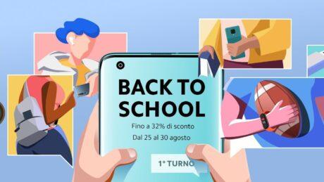 Mi Store Back to school