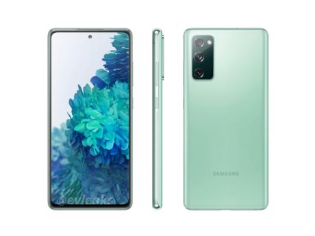Samsung Galaxy S20 Fan Edition evleaks cop