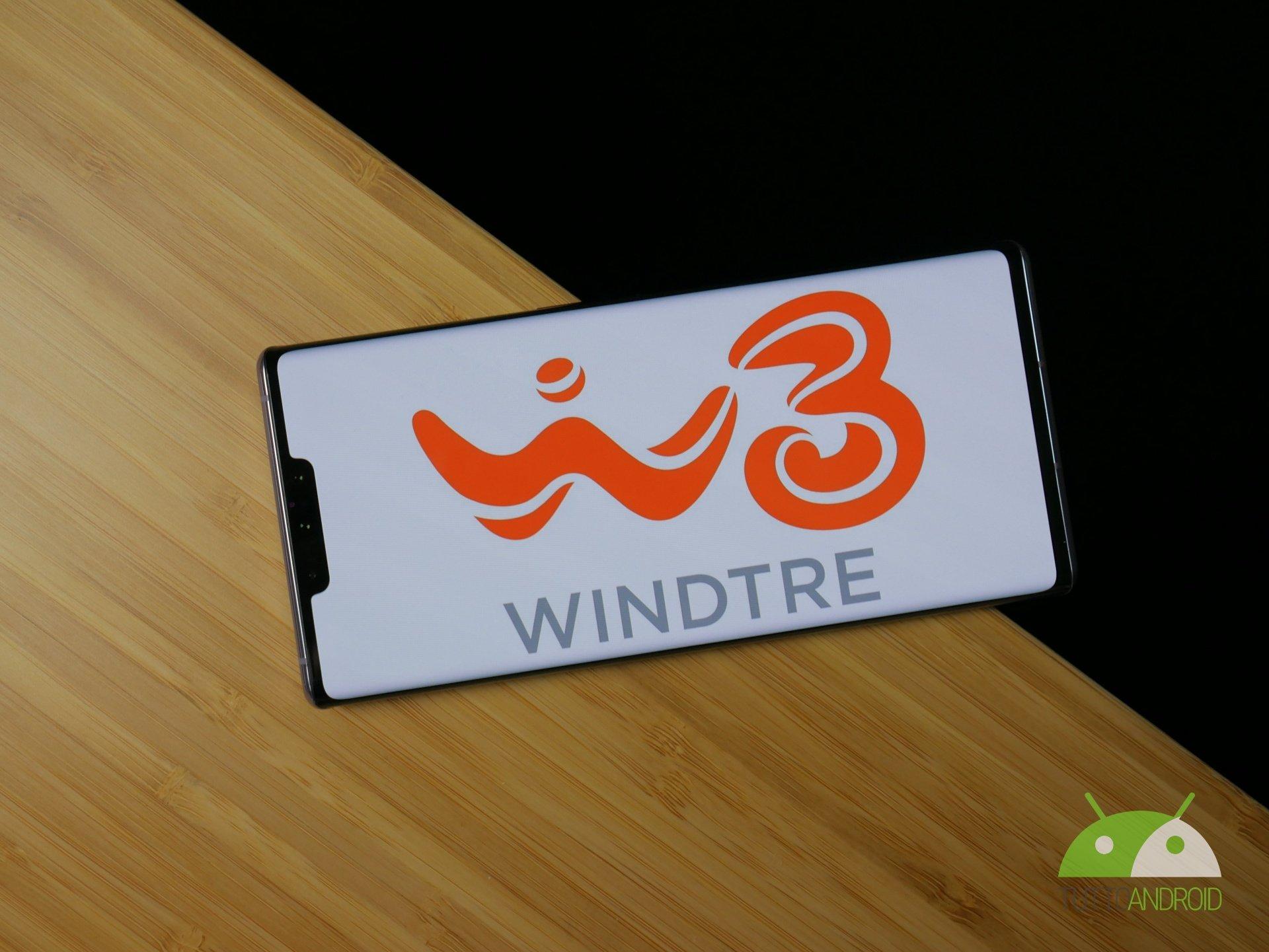 Offerte WindTre mobile: Giga illimitati a 7.99 euro