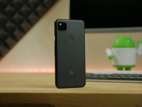 Google pixel 4a back cover