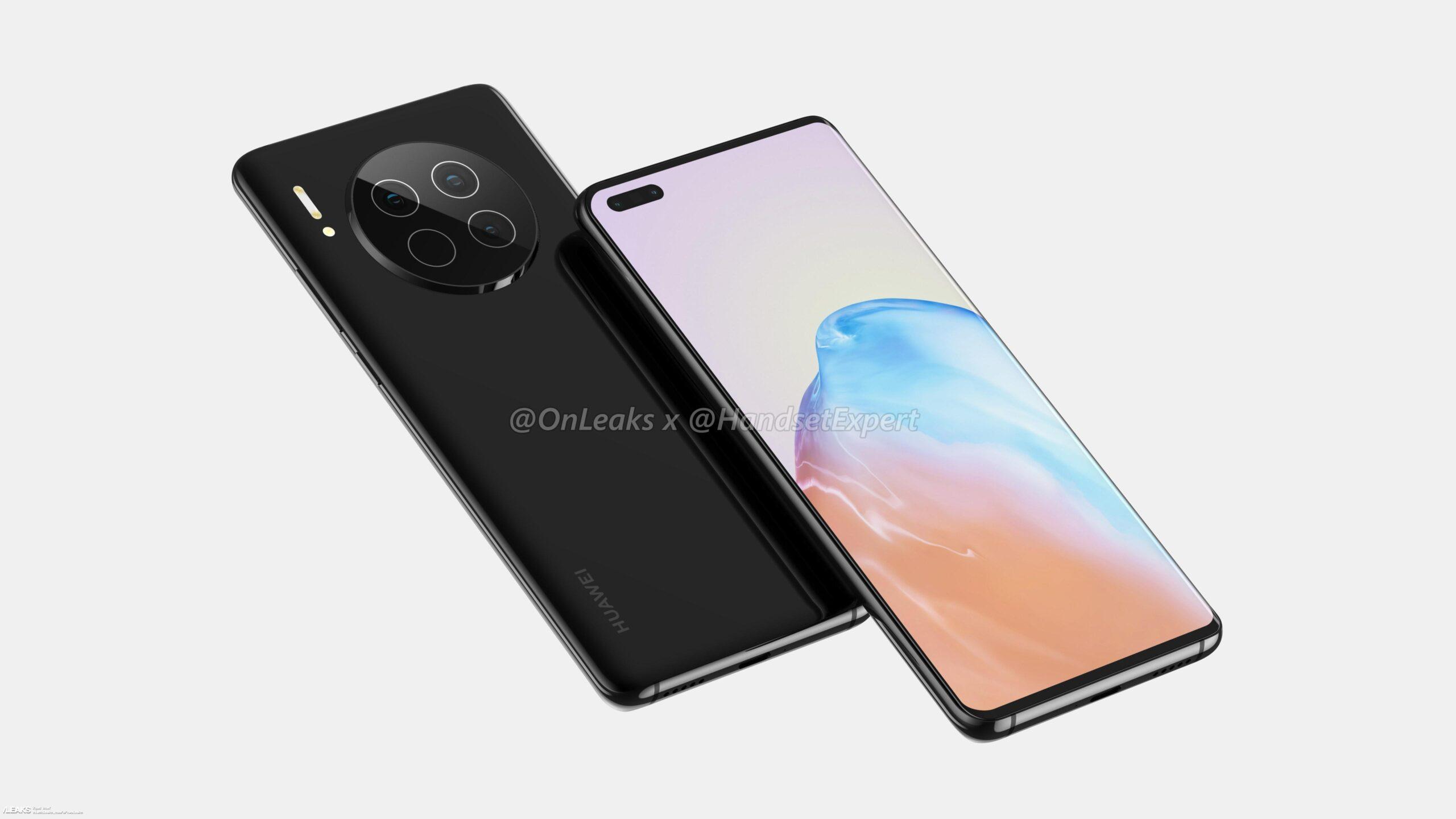 Non manca molto alla possibile data di lancio dei nuovi Huawei Mate 40