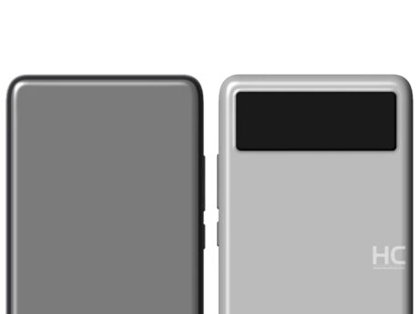huawei smartphone display posteriore brevetto