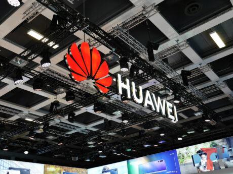 Huawei logo ifa18