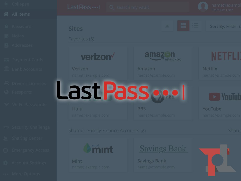 LastPass è adesso in grado di scovare le password compromesse