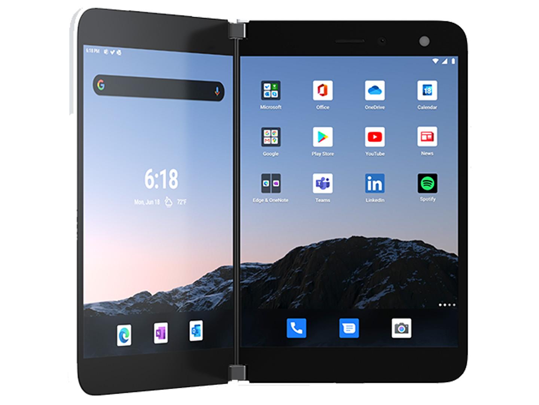 Surface Duo |  dal 10 settembre a partire da 1 399$