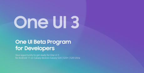 One UI 3.0 beta
