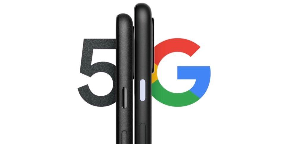 Ecco la probabile data di lancio di Google Pixel 4a 5G e Pixel 5