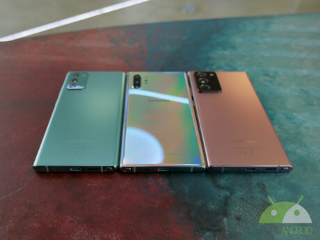Samsung galaxy note 20 note 20 ultra note 10 plus