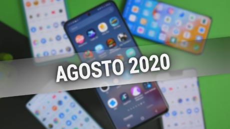 Top app agosto