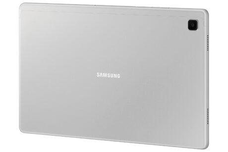 014 GalaxyTabA7 Silver Dynamic upfront