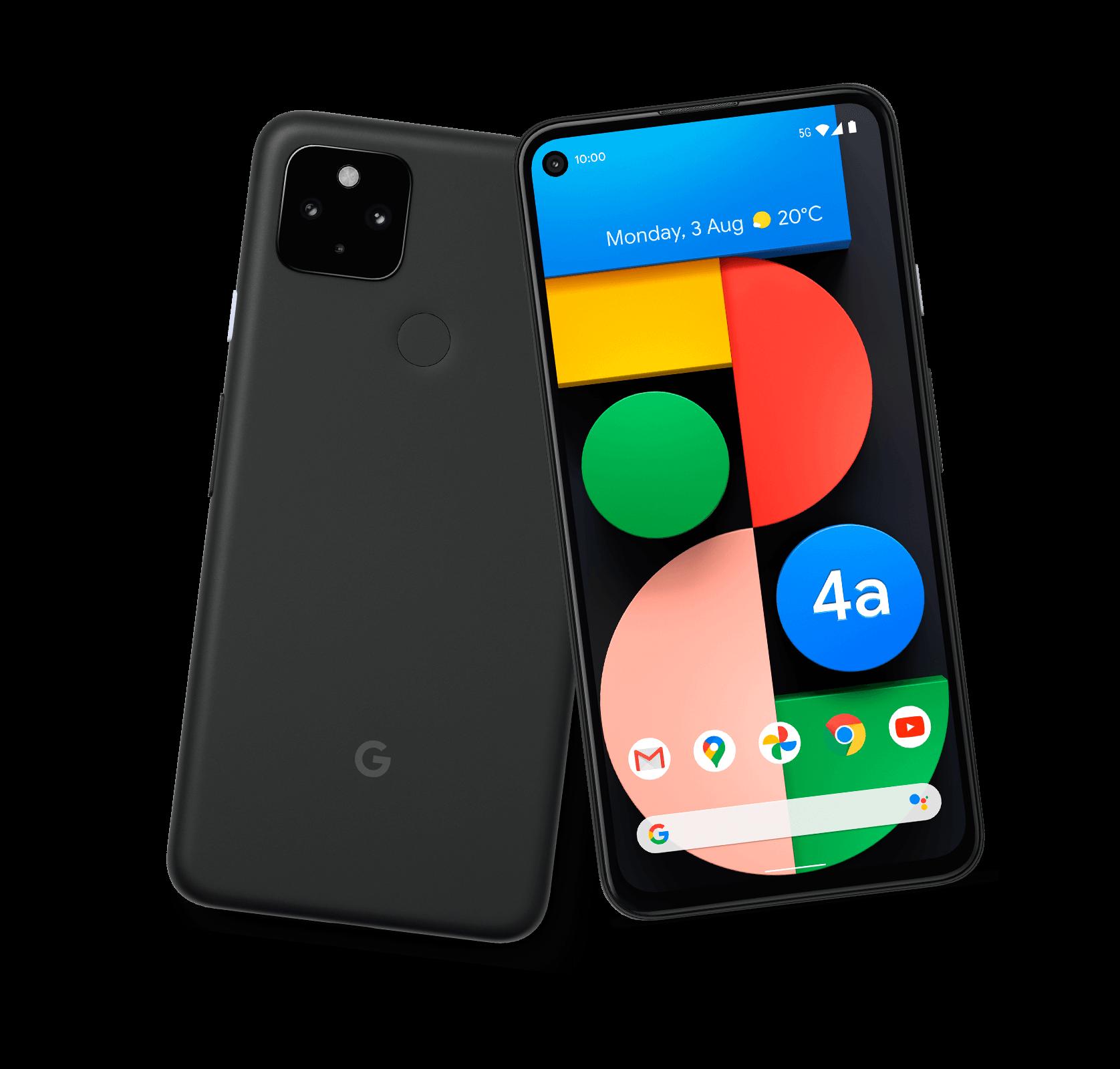 Gli sfondi ufficiali di Google Pixel 5 sono disponibili al download