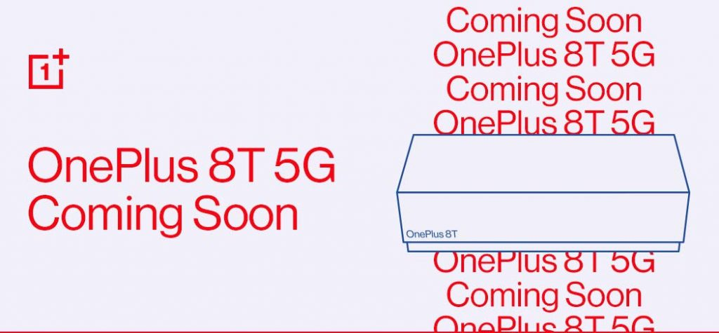 oneplus 8t teaser