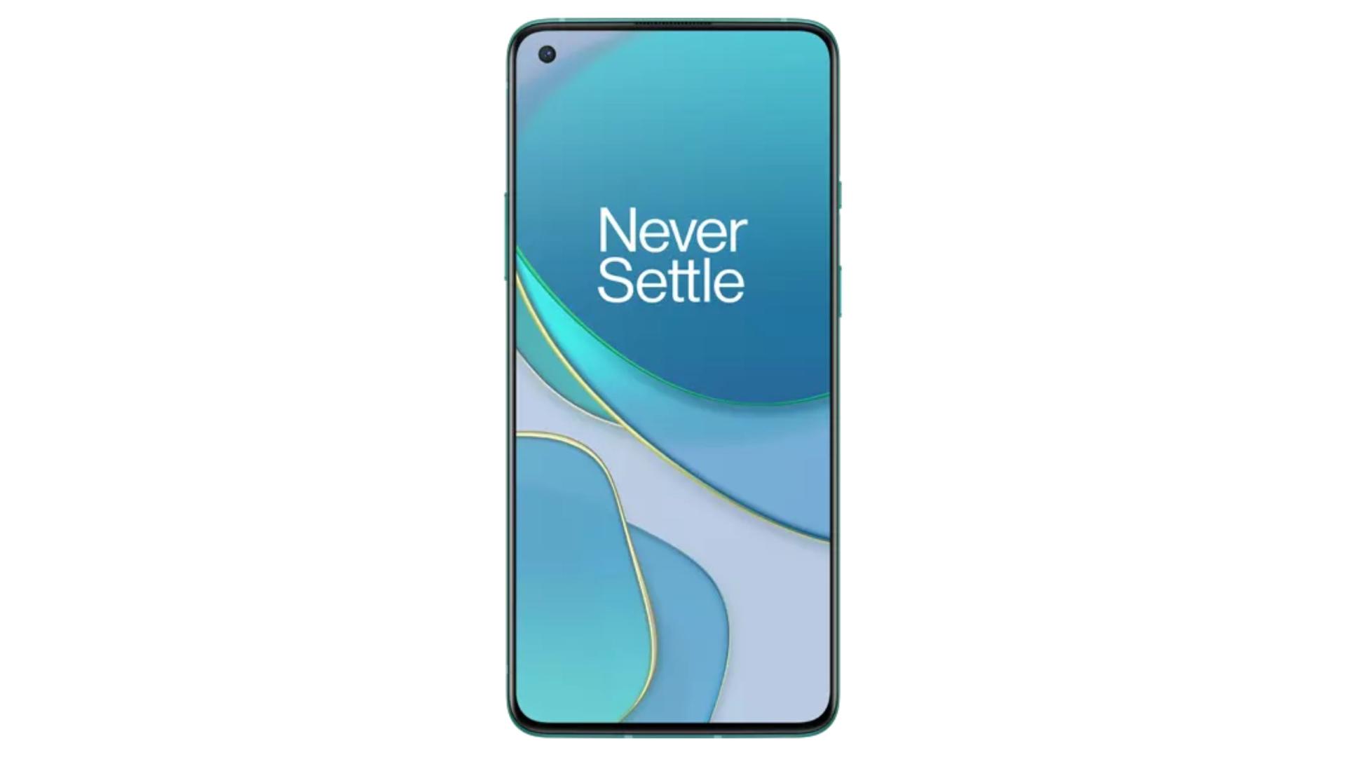 OnePlus 8T render