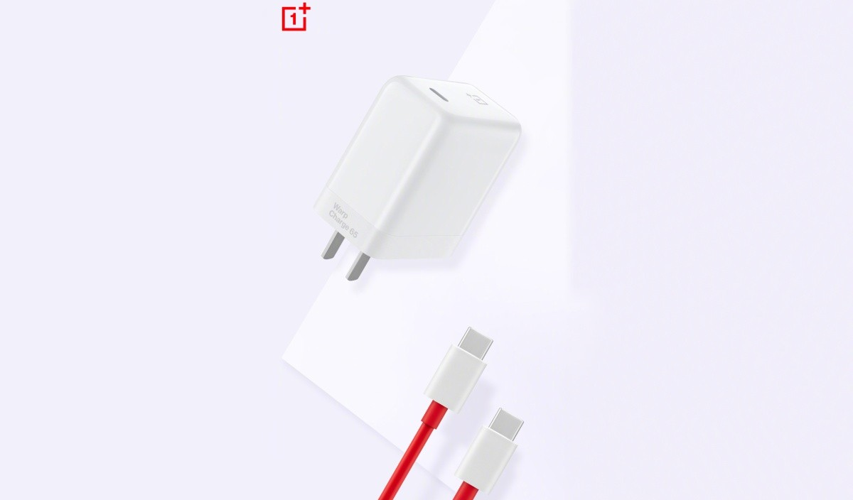 OnePlus nuovo caricabatterie