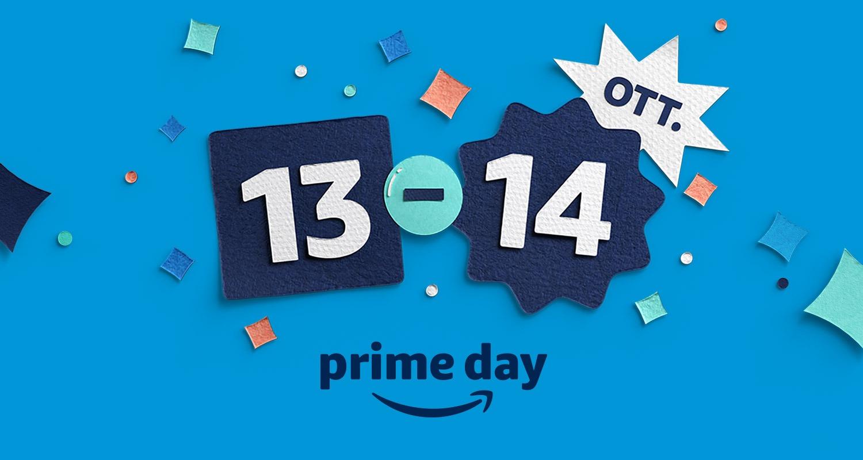 Amazon Prime Day 2020 è ufficiale: ecco le date e il programma delle offerte