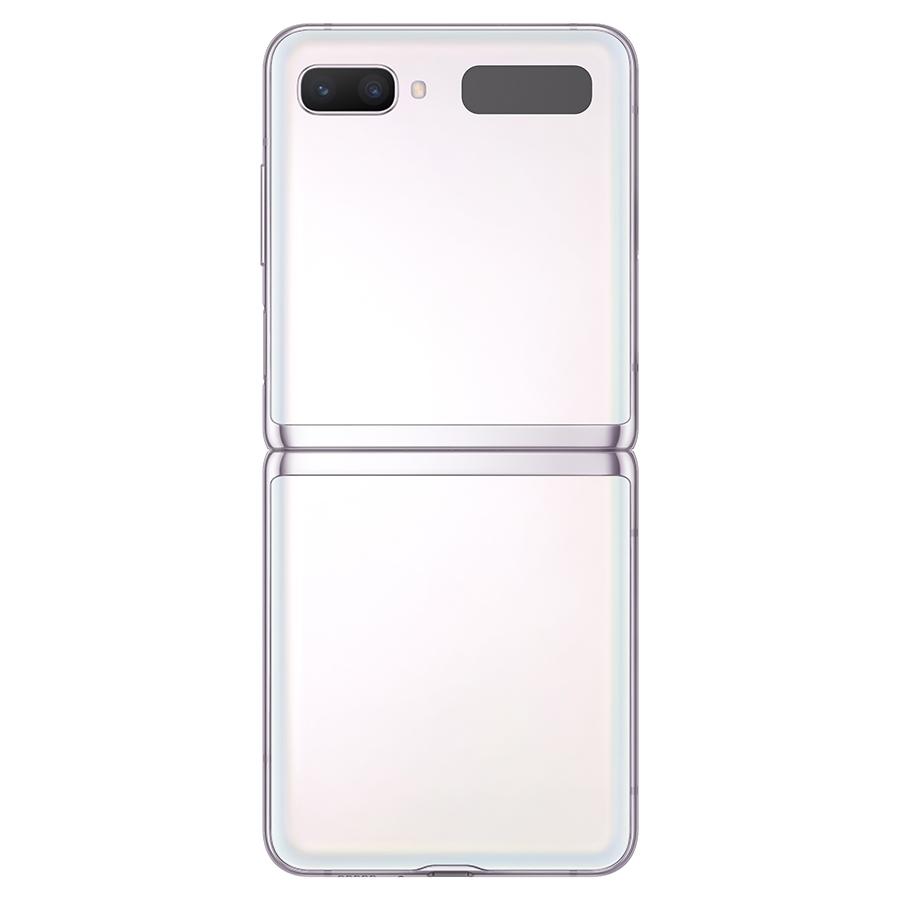 Samsung Galaxy Z Flip 5G Mystic White