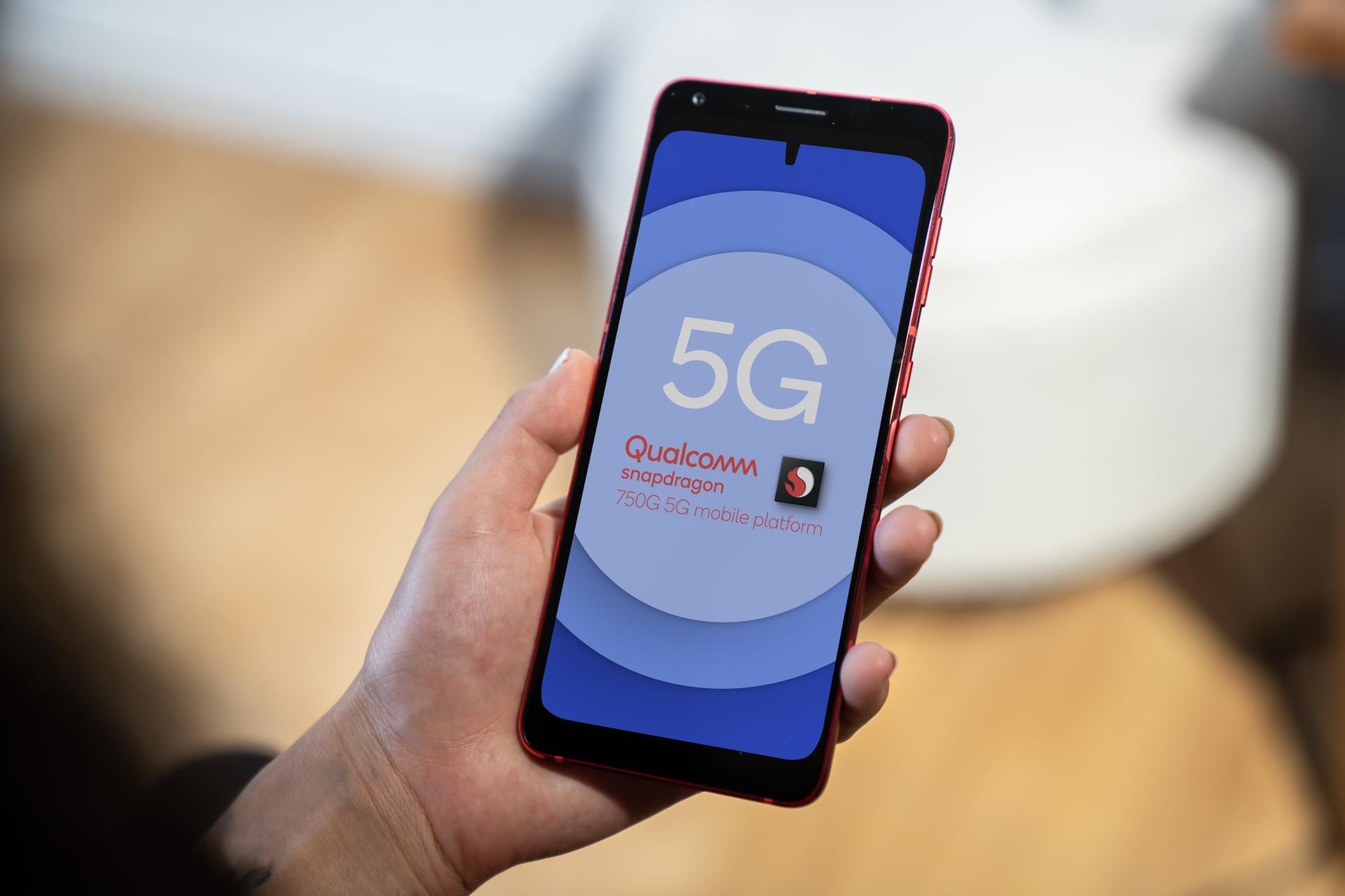Col nuovo Qualcomm Snapdragon 750G 5G la fascia media è ancora più agguerrita