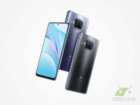 Xiaomi Mi 10T Lite Tag