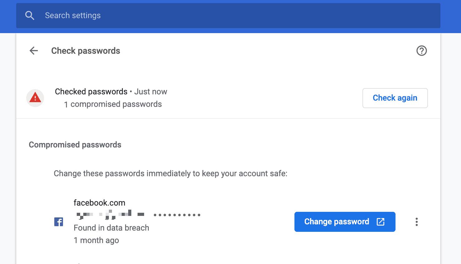 Google Chrome 86 beta