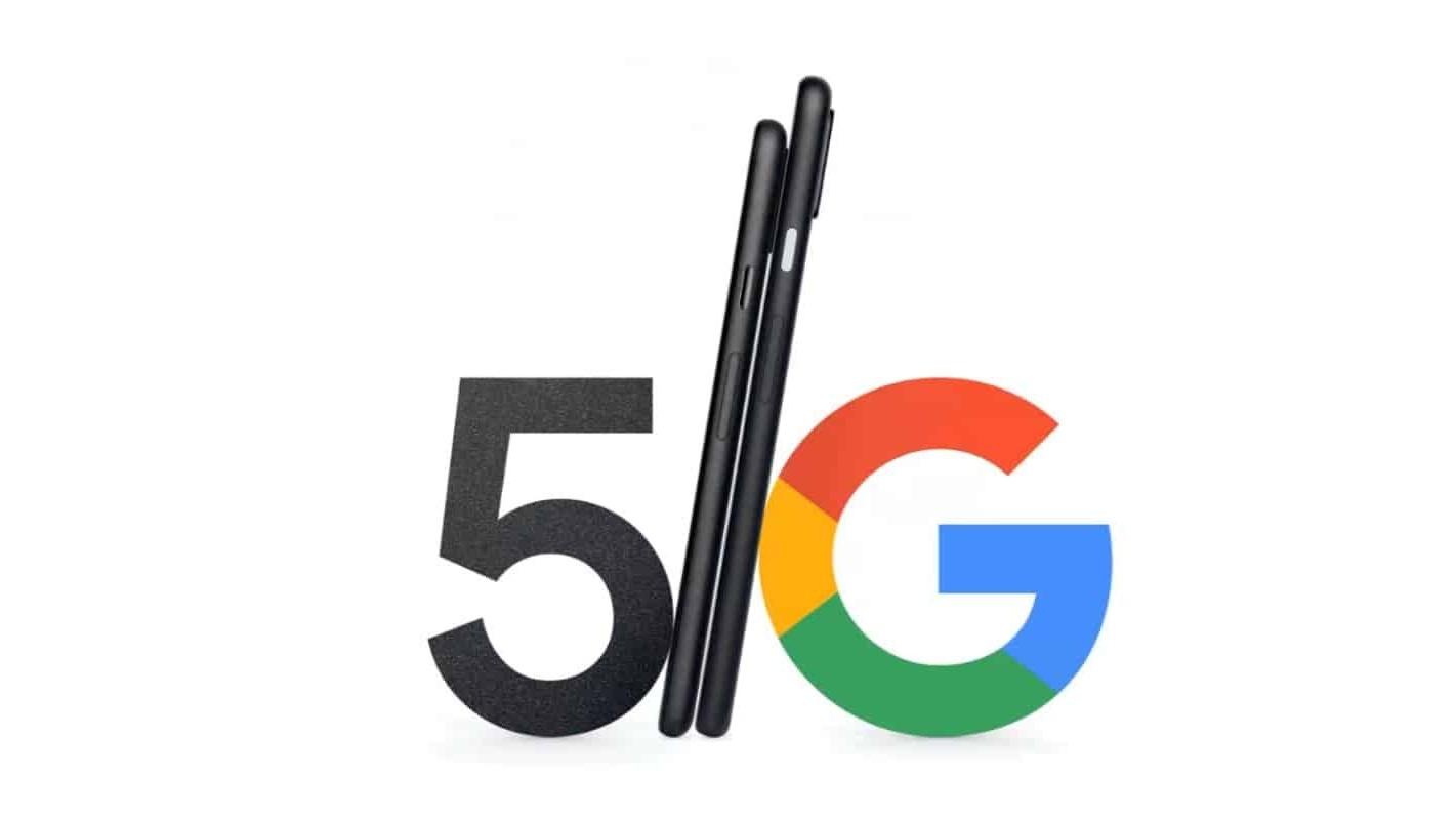Tanti nuovi wallpaper di Google Pixel 5 pronti al download