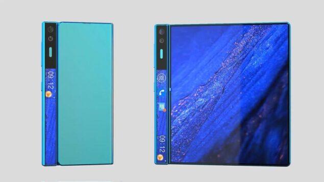 huawei visionox display smartphone pieghevole samsung corning collaborazione