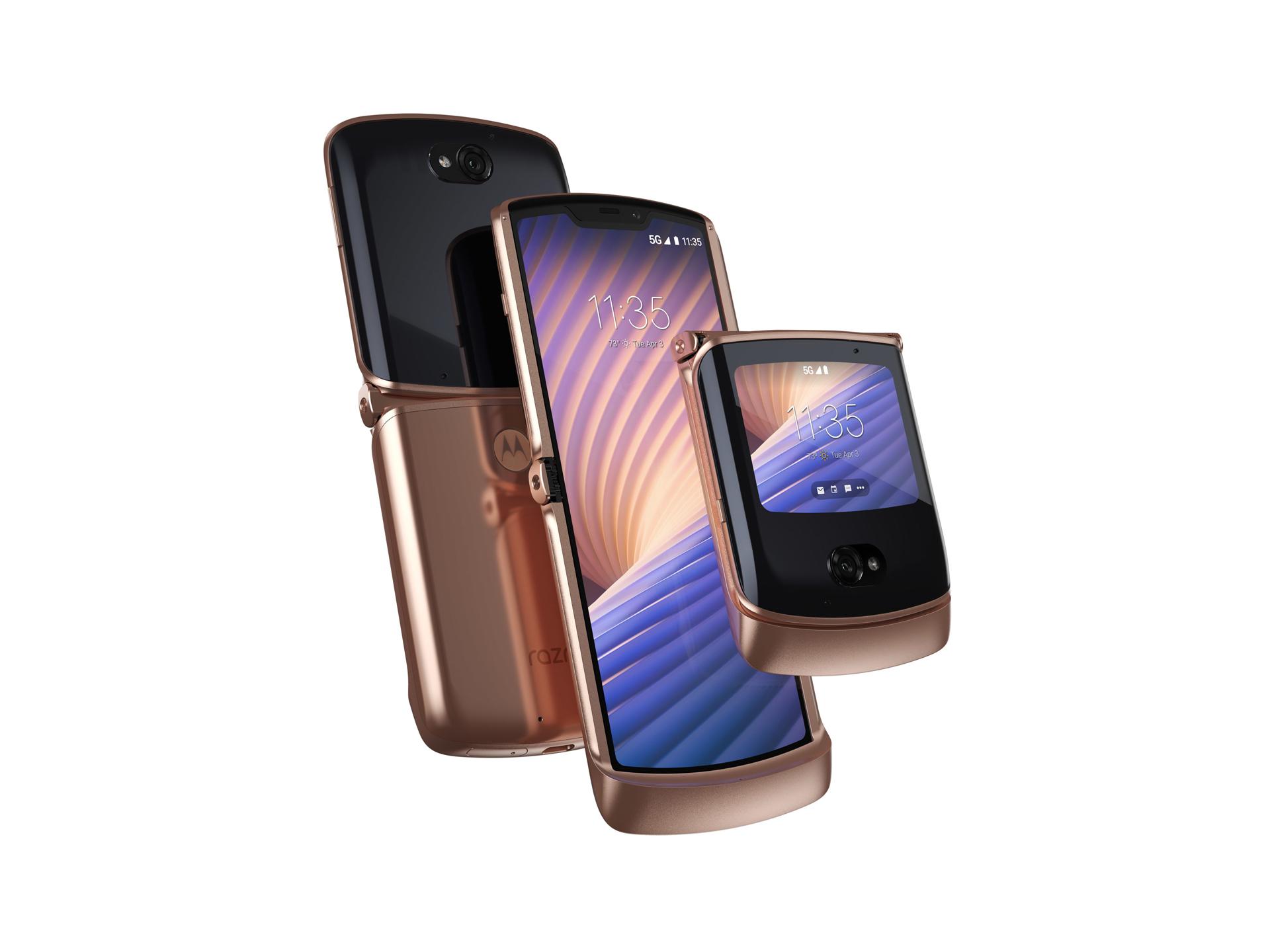 Motorola RAZR 2 5G