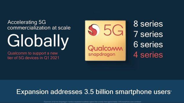 qualcomm snapdragon serie 4 5g anc cuffie true wireless