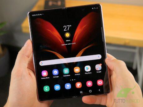 Recensione Samsung Galaxy Z Fold 2 5G