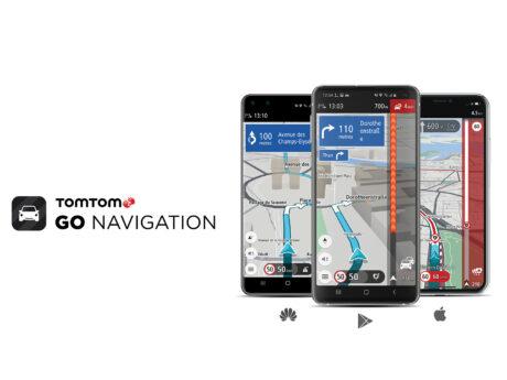 tomtom go navigation app disponibile