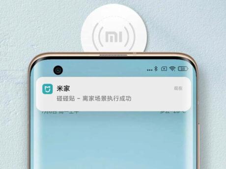 xiaomi nfc touch sticker 2 ufficiale specifiche prezzo