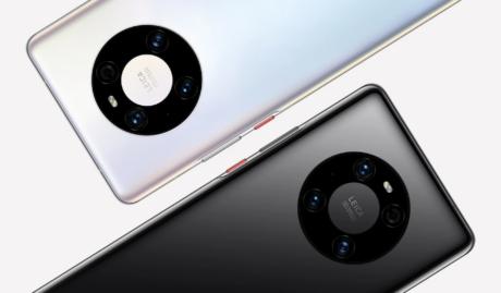 Huawei Mate 40 Pro fotocamera
