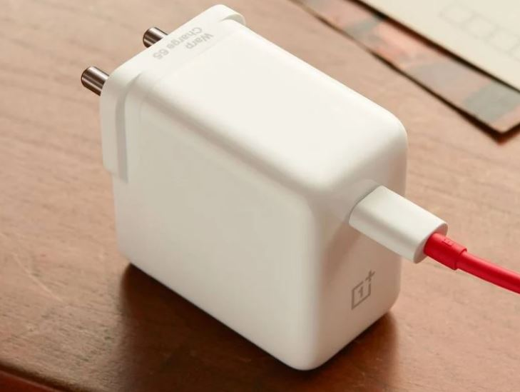 OnePlus Warp Charge 65 Power Adapter