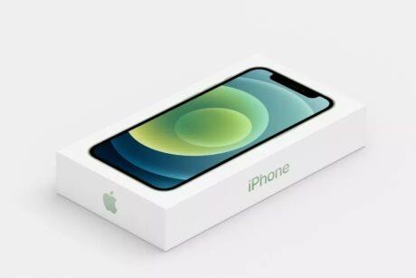 Box iphone 12
