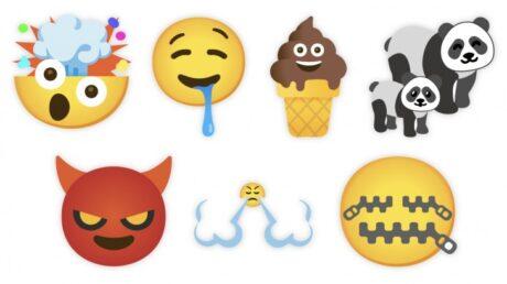 Emoji combo gboard
