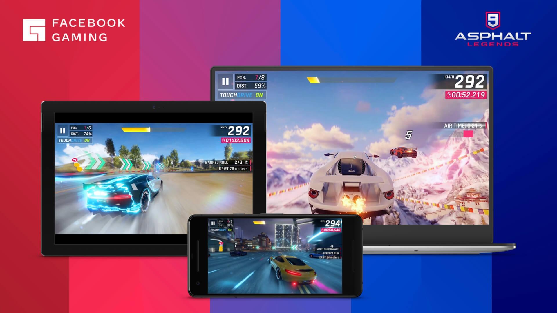 Facebook Gaming è il nuovo servizio cloud gaming gratuito di Facebook