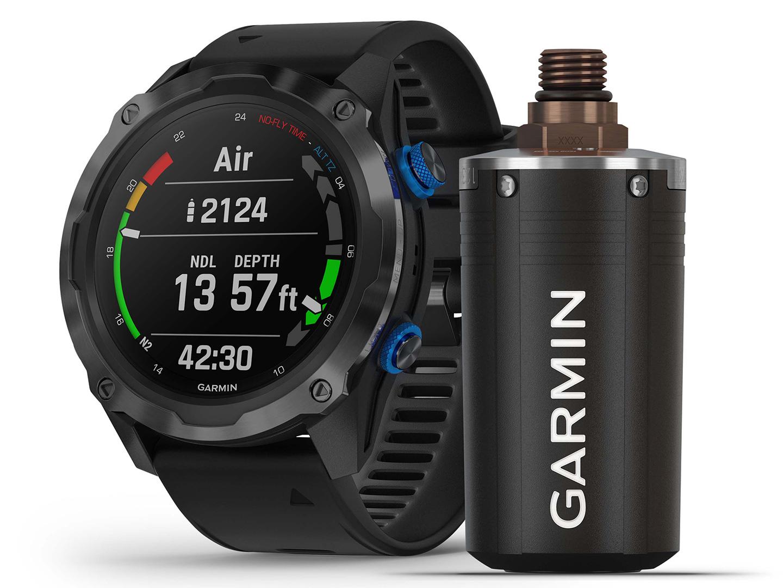 Garmin svela un nuovo smartwatch e un accessorio per le immersioni
