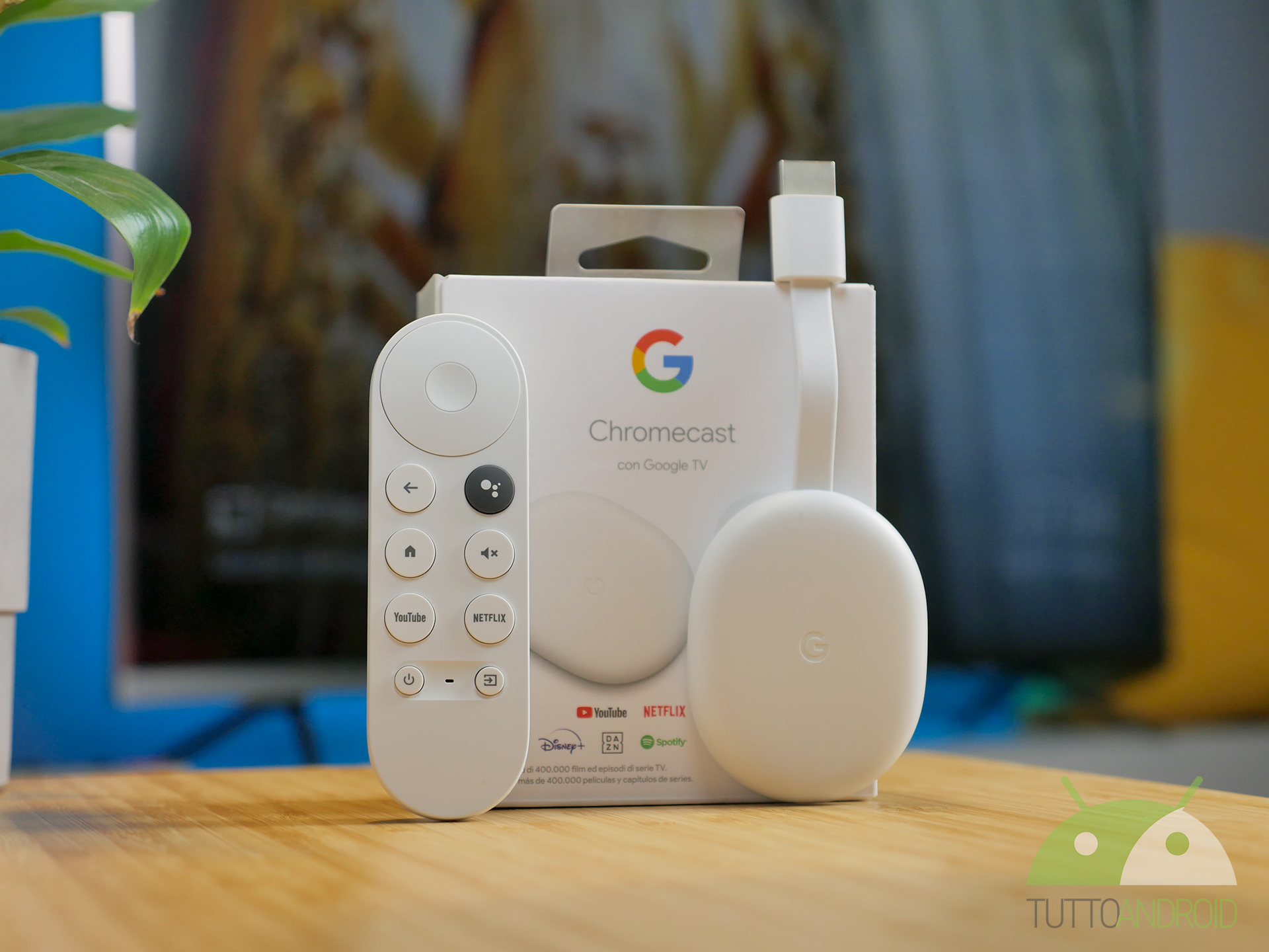 Paramount+ sbarca su Android, Chromecast …