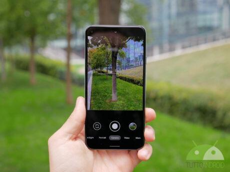 Google Pixel 5 Fotocamera