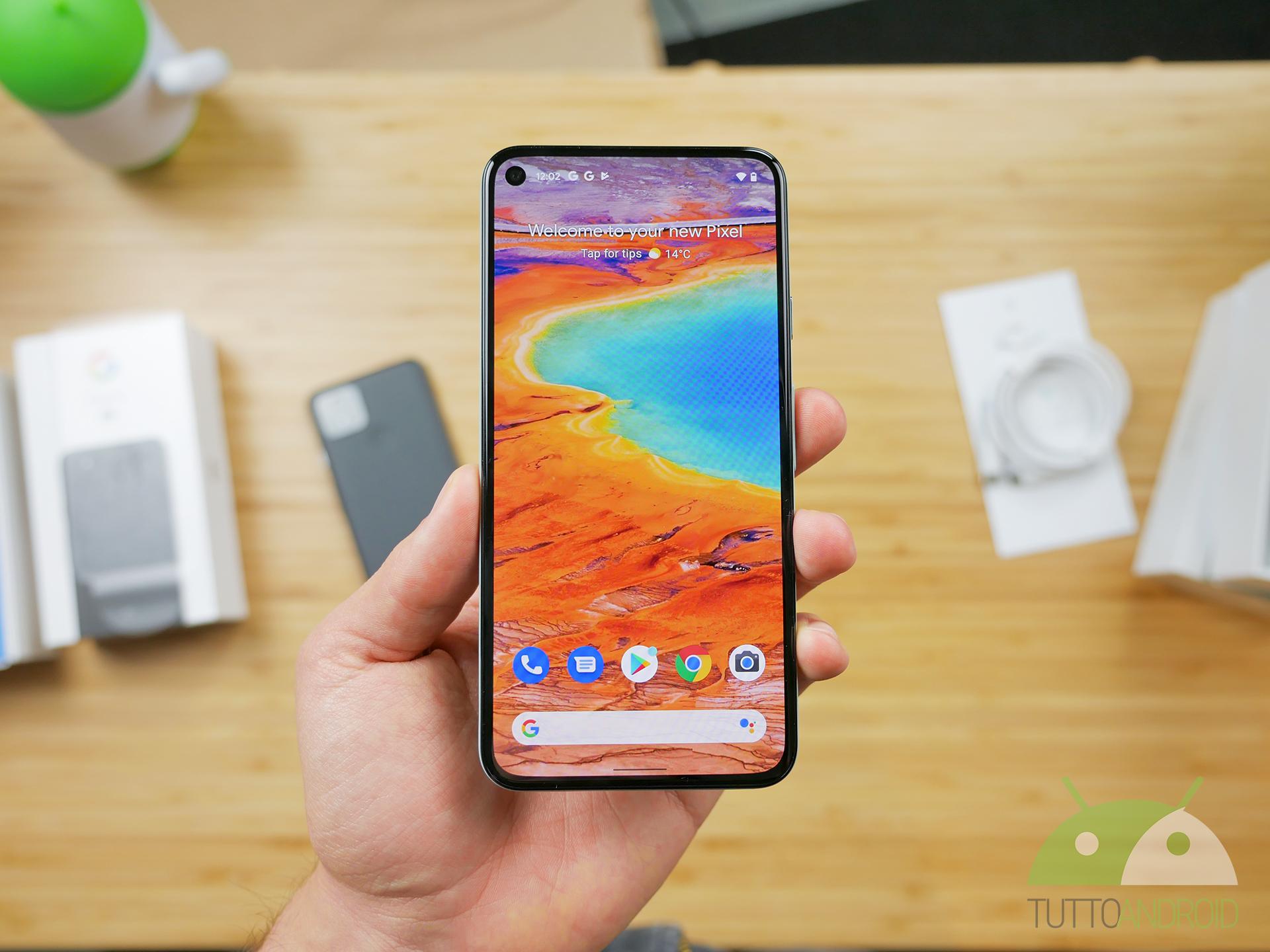 Con Android 12 la personalizzazione potrebbe salire ad un nuovo livello