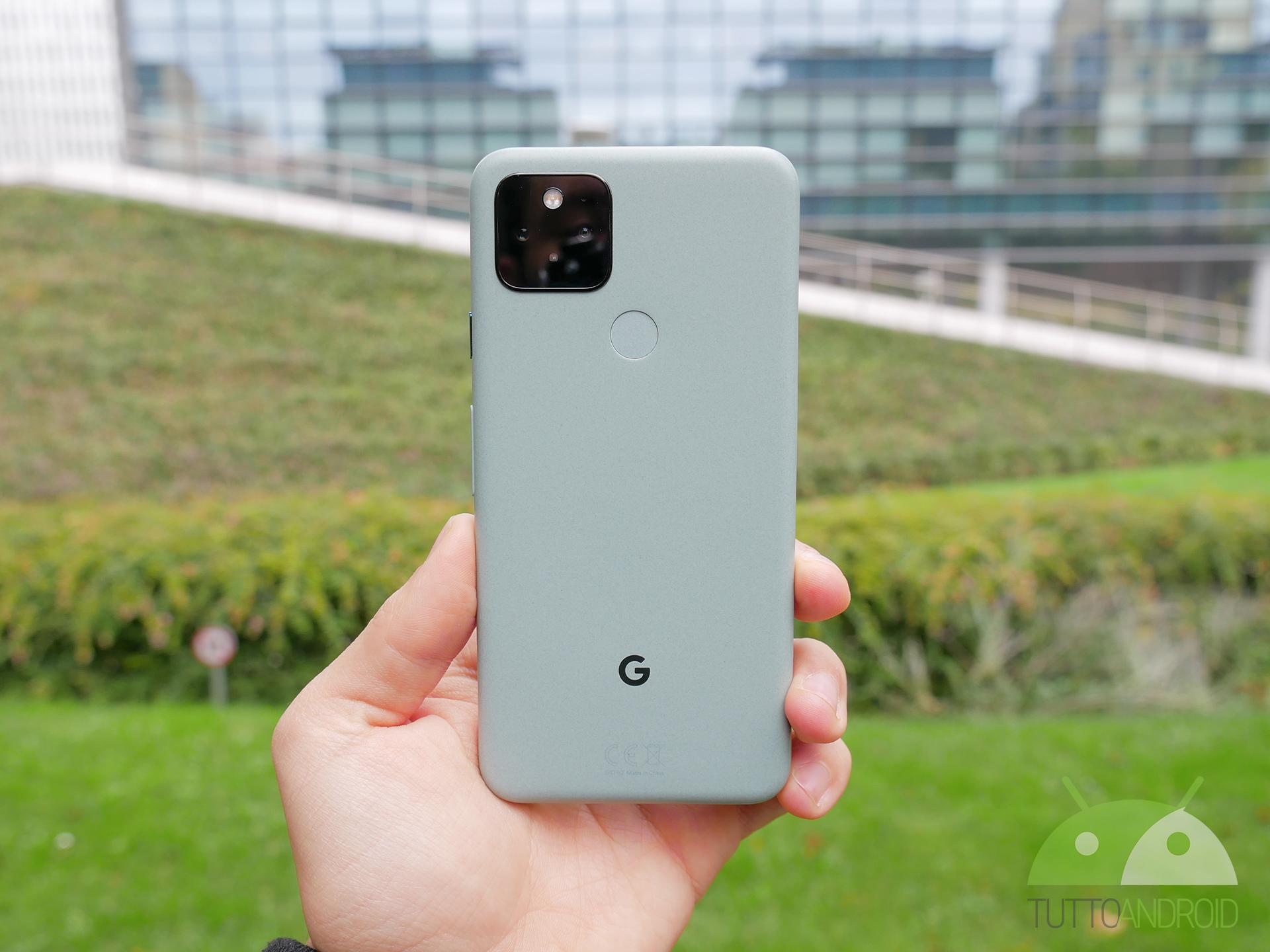 Google Pixel 4a 5G riceve più supporto di Google Pixel 5: ecco perché