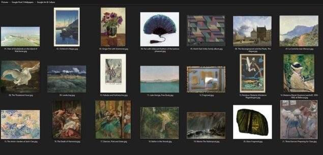 google pixel 5 wallpaper download