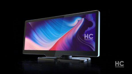 Huawei car smart screen 3