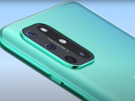 oneplus 8t design ufficiale video