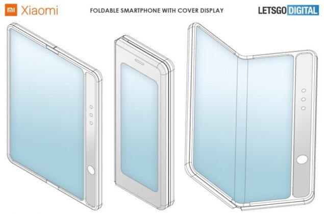samsung galaxy s xiaomi brevetto smartphone display speaker pieghevole