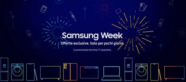 samsung week 26 ottobre 1 novembre 2020