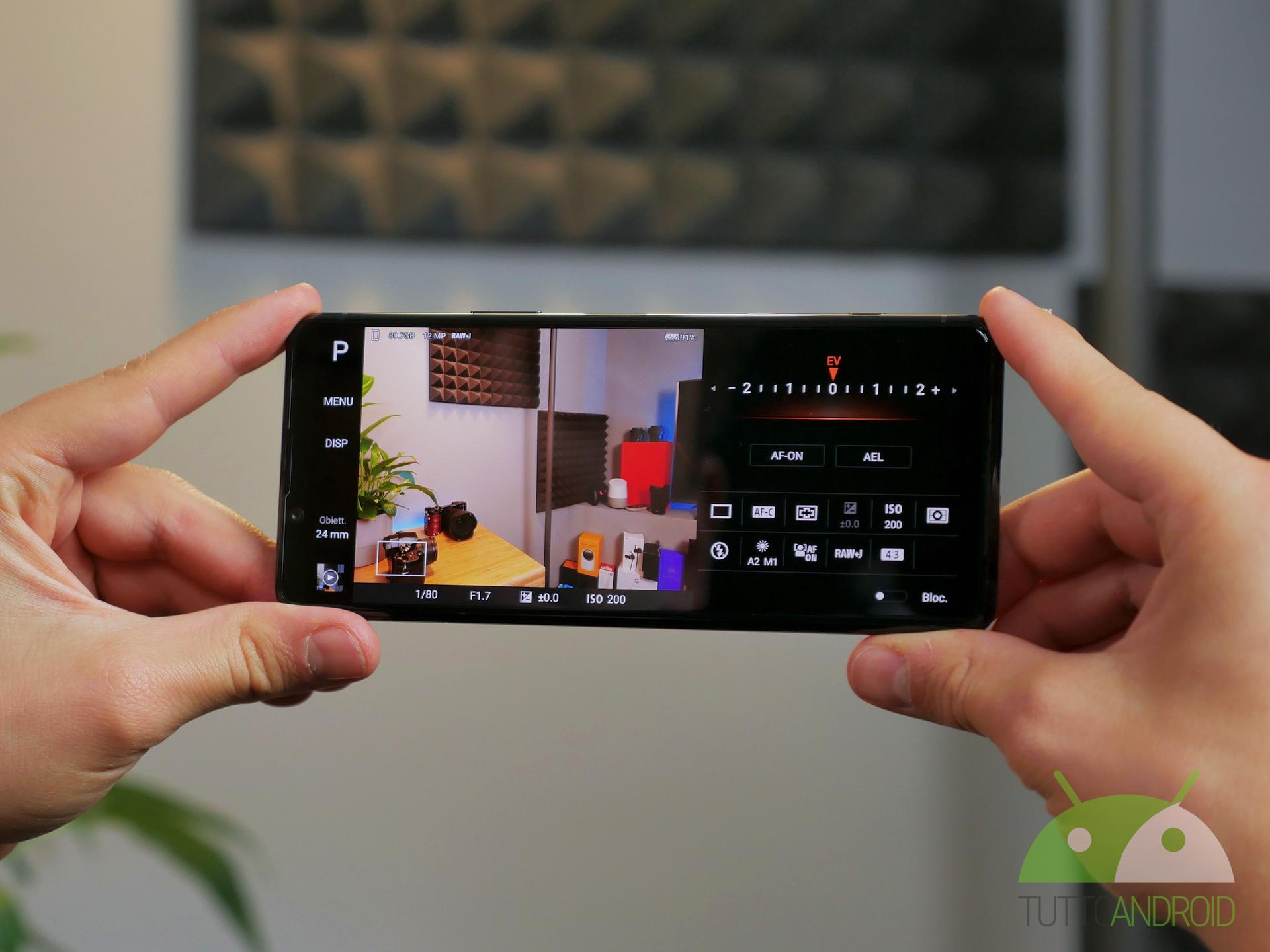 Sony Xperia Pro a sorpresa in Europa: il prezzo però è da non credere