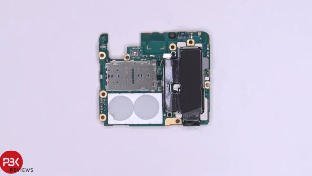 sony xperia 5 ii sistema raffreddamento fotocamere